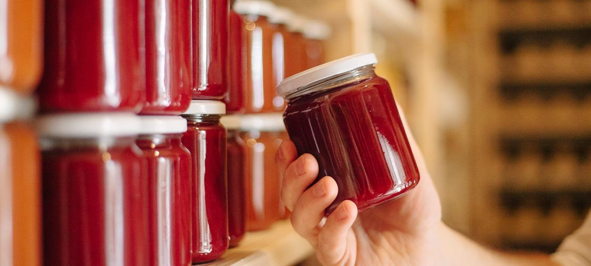 South Tyrolean fruit spreads and jams